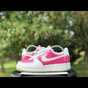 """Nike Air Force 1 2009 """"Valentines Day"""" Size 6Y"""